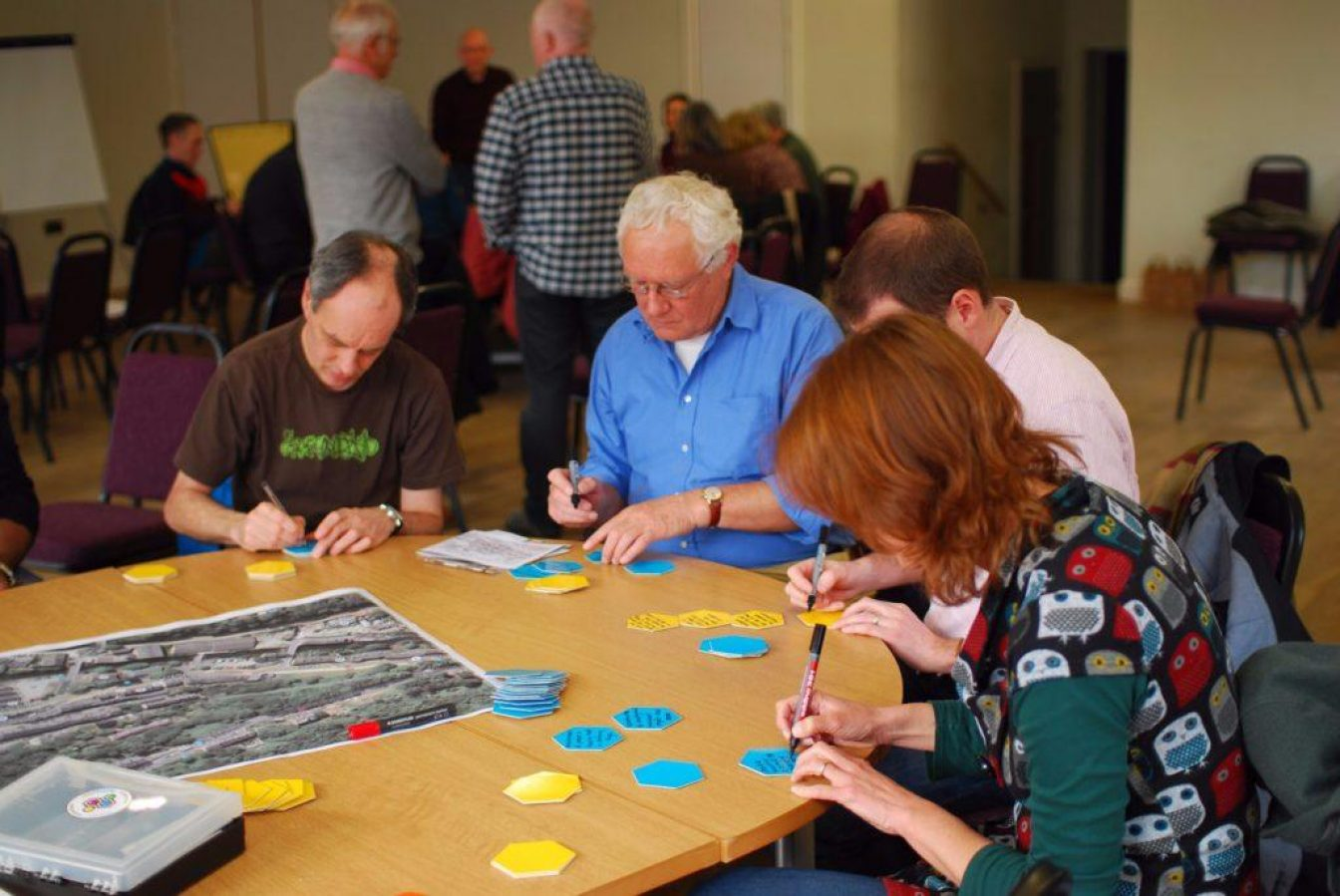 Community engagement courtesy of CVCLT