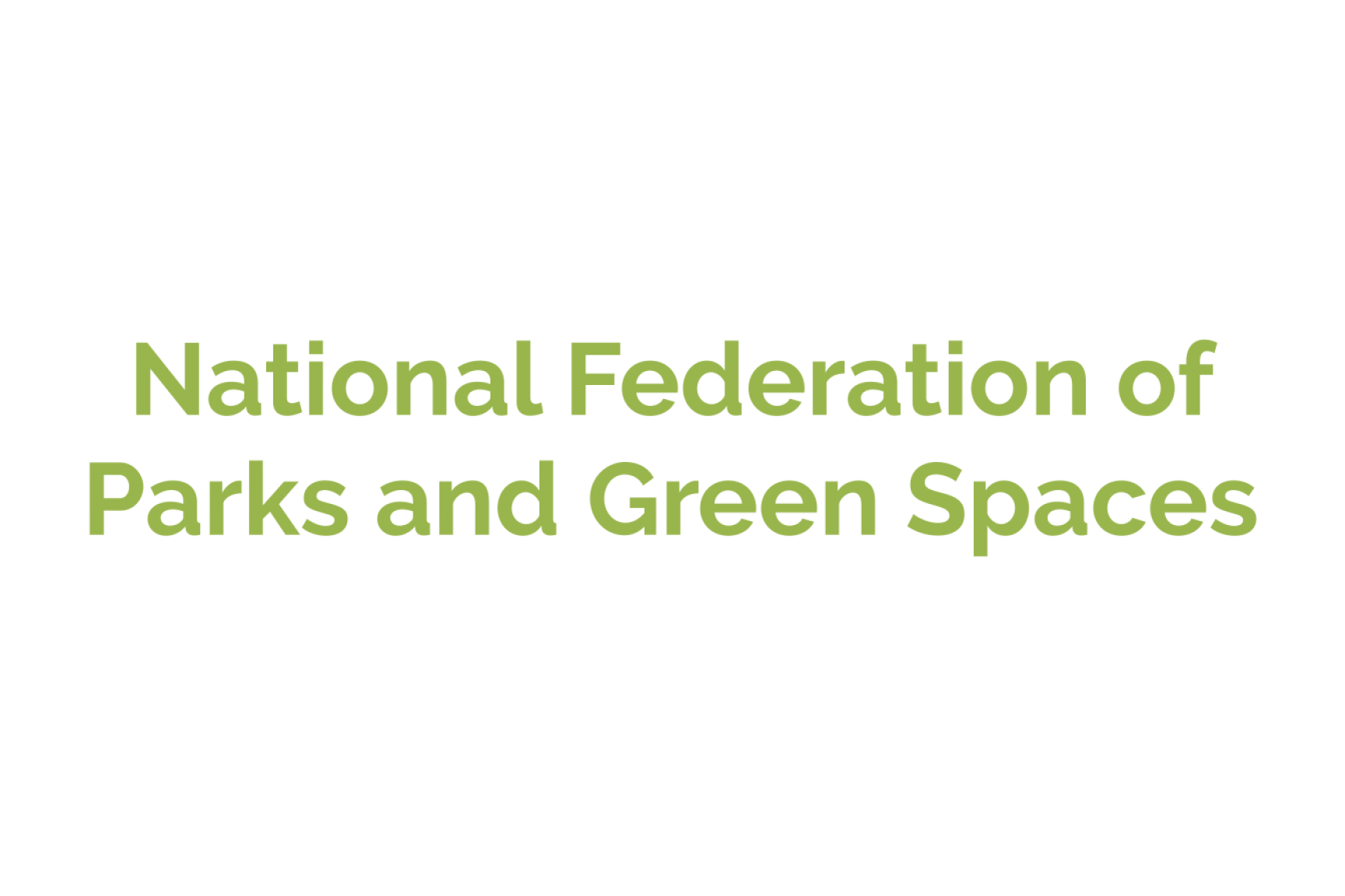 National Federation of Parks and Green Spaces